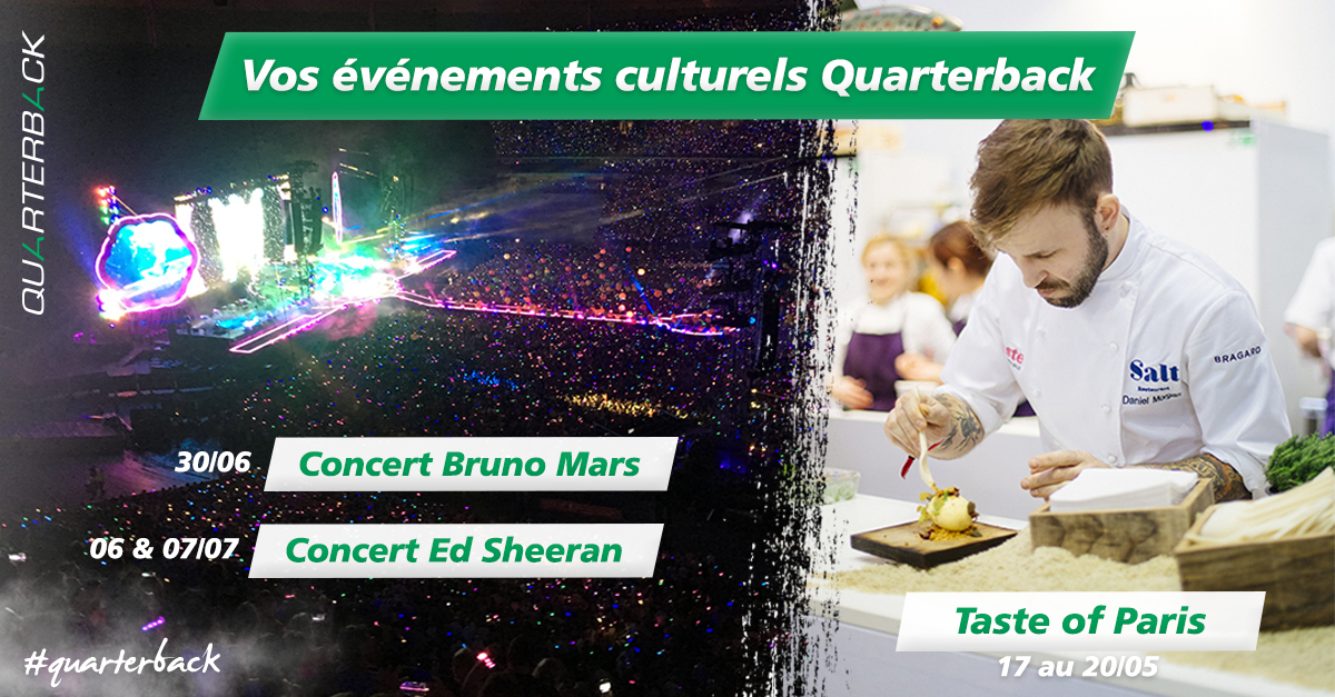 Nos événements culturels