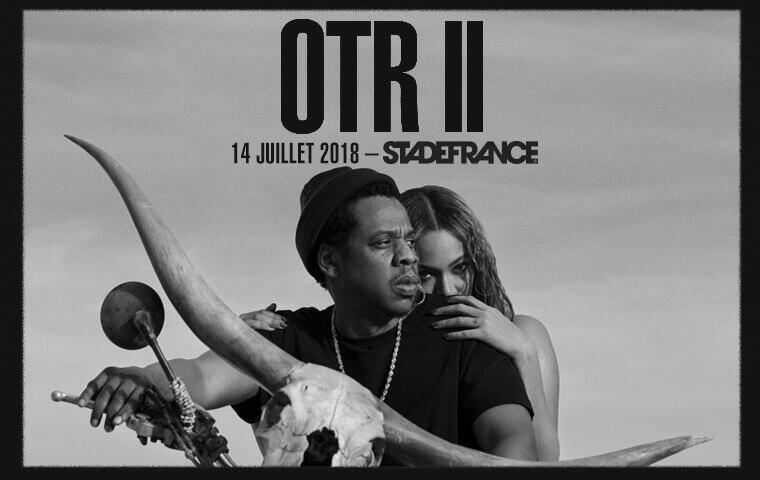 Concert Jay-Z et Beyonce